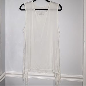 """American Eagle Outfitters Fringe """"Soft & Sexy"""" Top"""